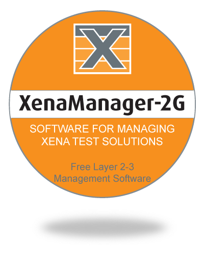 XenaManager-2G test software - free application for generating and analyzing Gig-E traffic