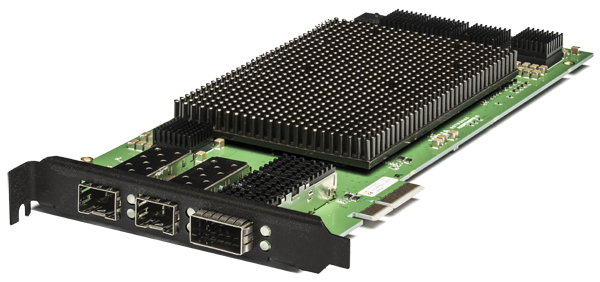 New Xena Networks 5-speed dual-media test module
