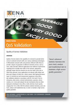 Quality of Service Validation White Paper