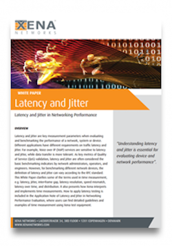 "what is latency response time and jitter 33 responses to ""performance testing – response vs latency vs throughput vs load vs scalability vs stress vs robustness."