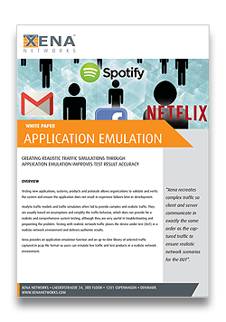 Application Emulation White Paper
