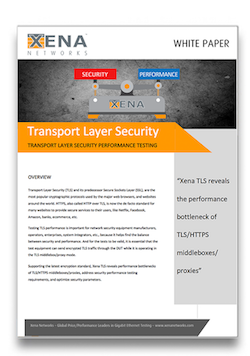 Transport Layer Security Xena White Paper
