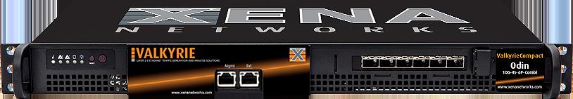 M2SFP+4SFP is a unique test module for flexible Layer 2-3 testing