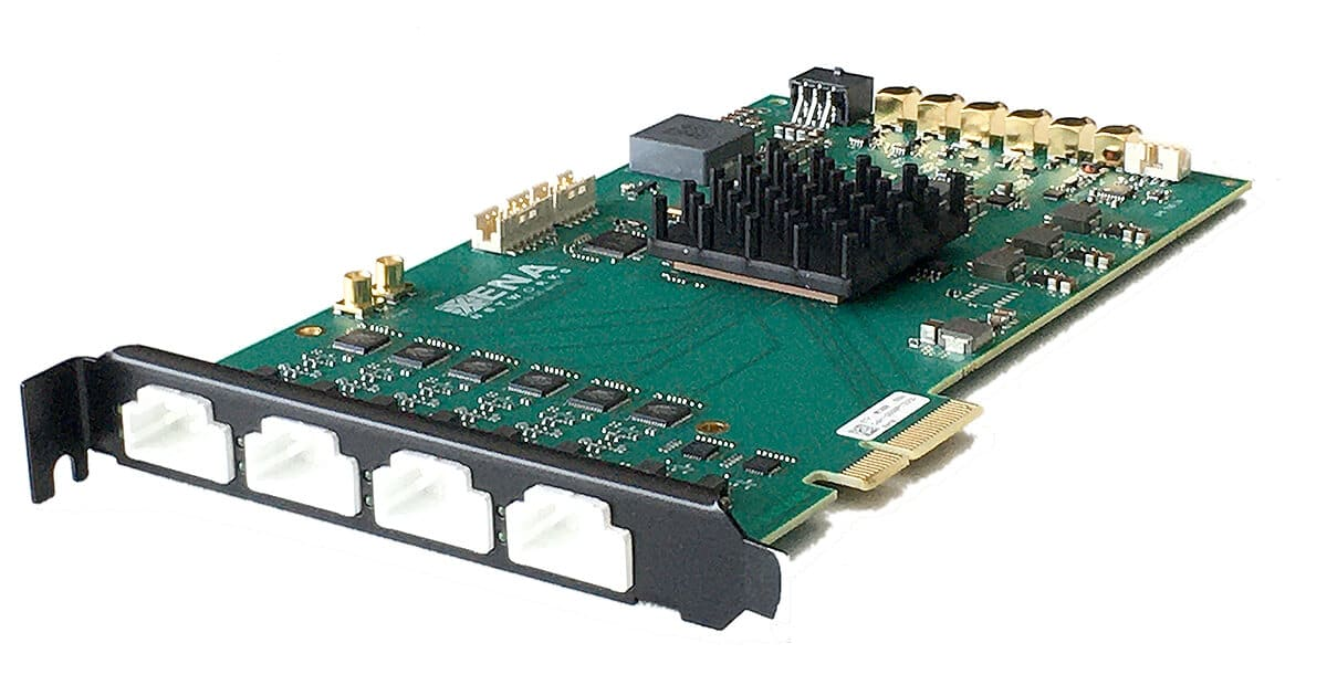 Odin-1G-3S-6P-T1 Automotive Ethernet test module